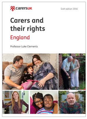 Carers and their rights 6th edition