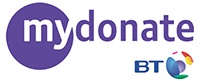BT MyDonate Logo
