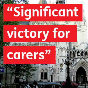 Benefit cap significant victory for carers