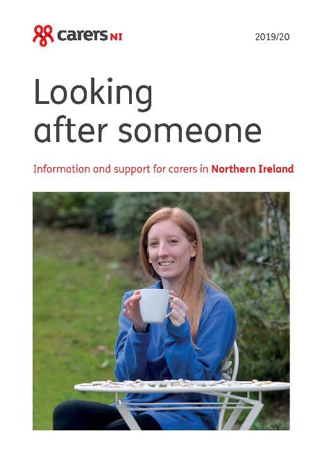 looking after someone 2019 ni