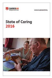 State of Caring 2016 report